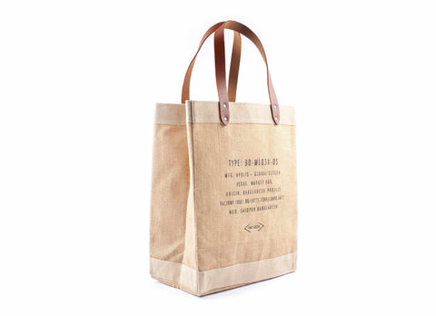 Tote Market Bag, Natural
