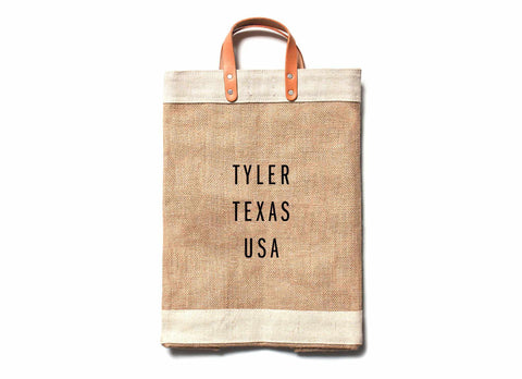 Tyler City Series Market Bag