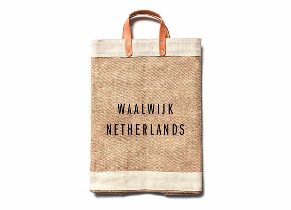 Waalwijk City Series Market Bag