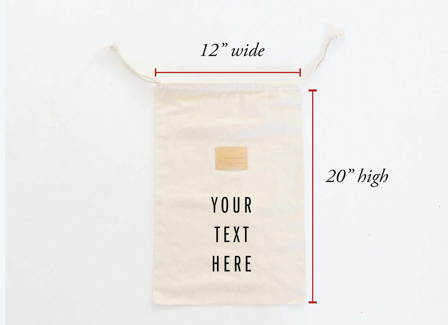 Customize Your Reusable Cloth Pouch