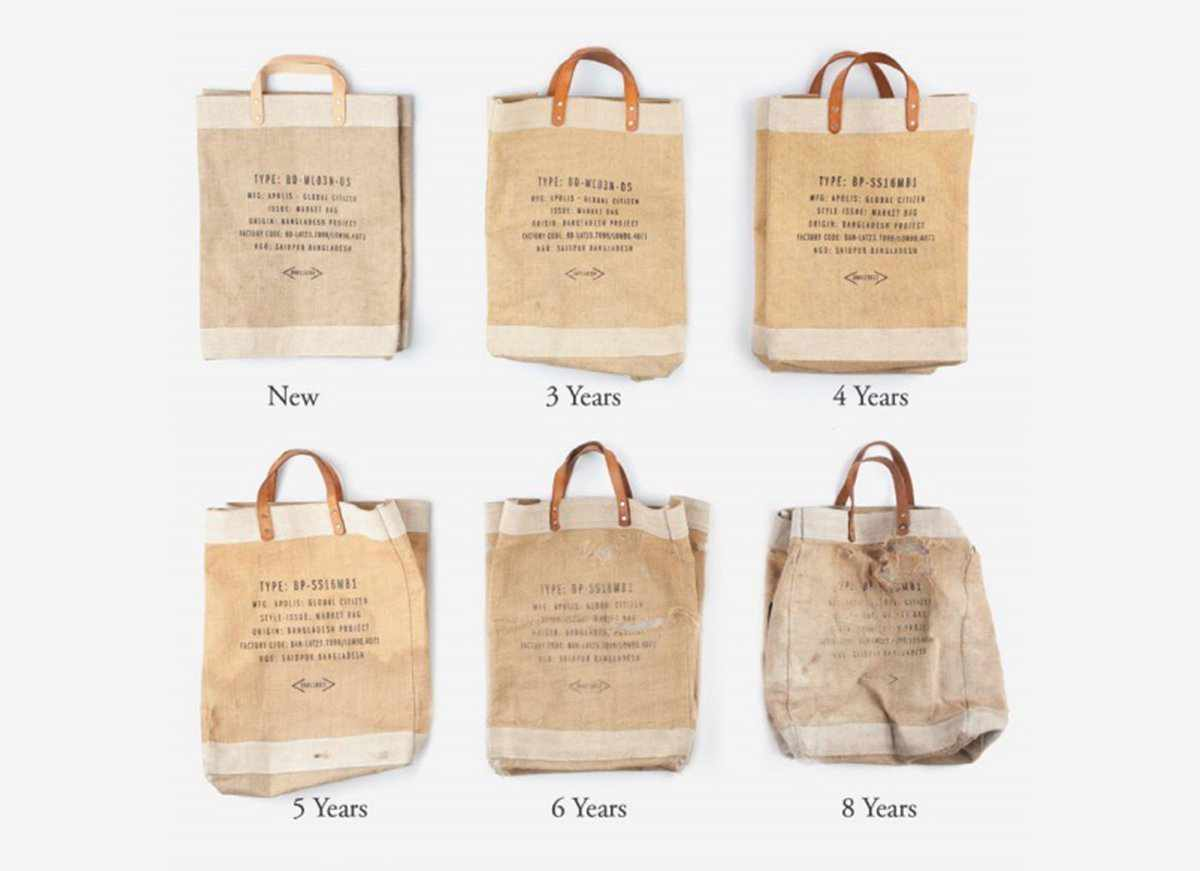 Customized Wine Tote in Natural - Wholesale