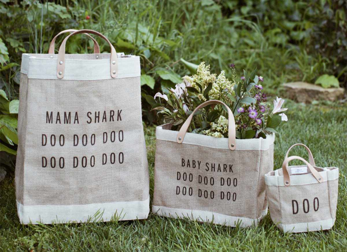 Customize Your Mini Market Bag