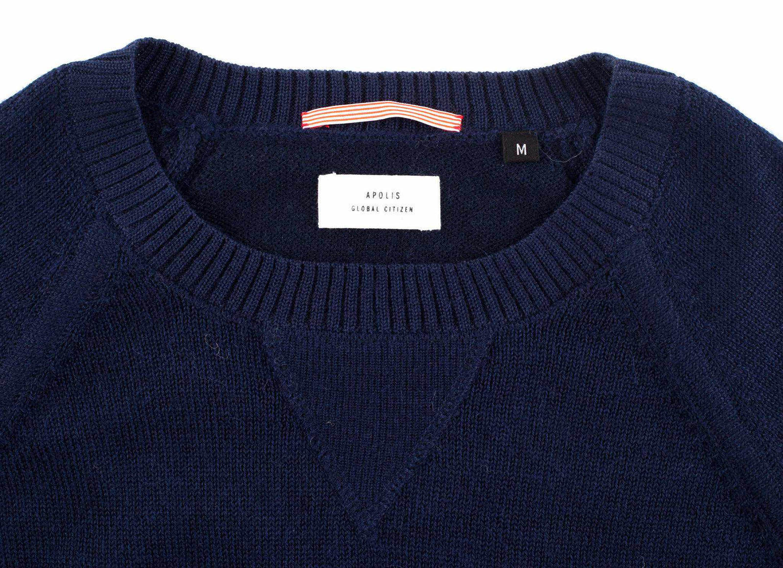 Alpaca Crew Neck Sweater