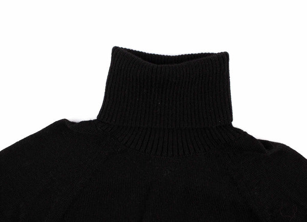 Alpaca Turtleneck Sweater