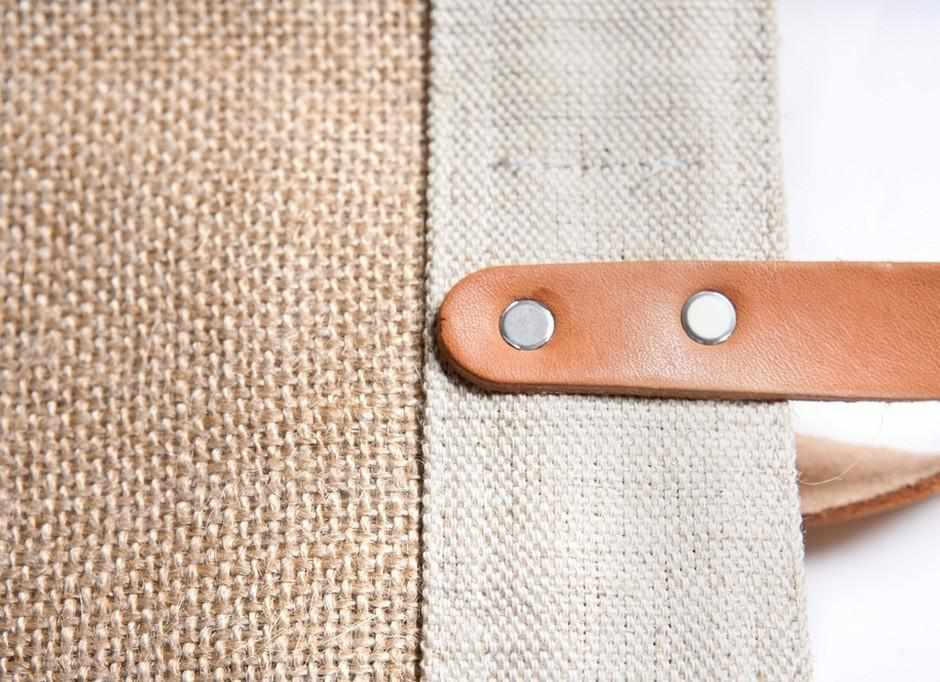 Apolis + Clare V. Market Bag