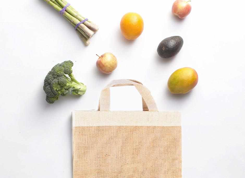 Customize Your Vegan Market Bag: 100% Leather-Free