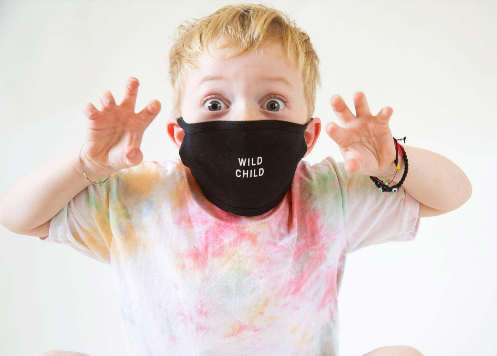 Customize Your Non-Medical Toddler Face Mask - Wholesale