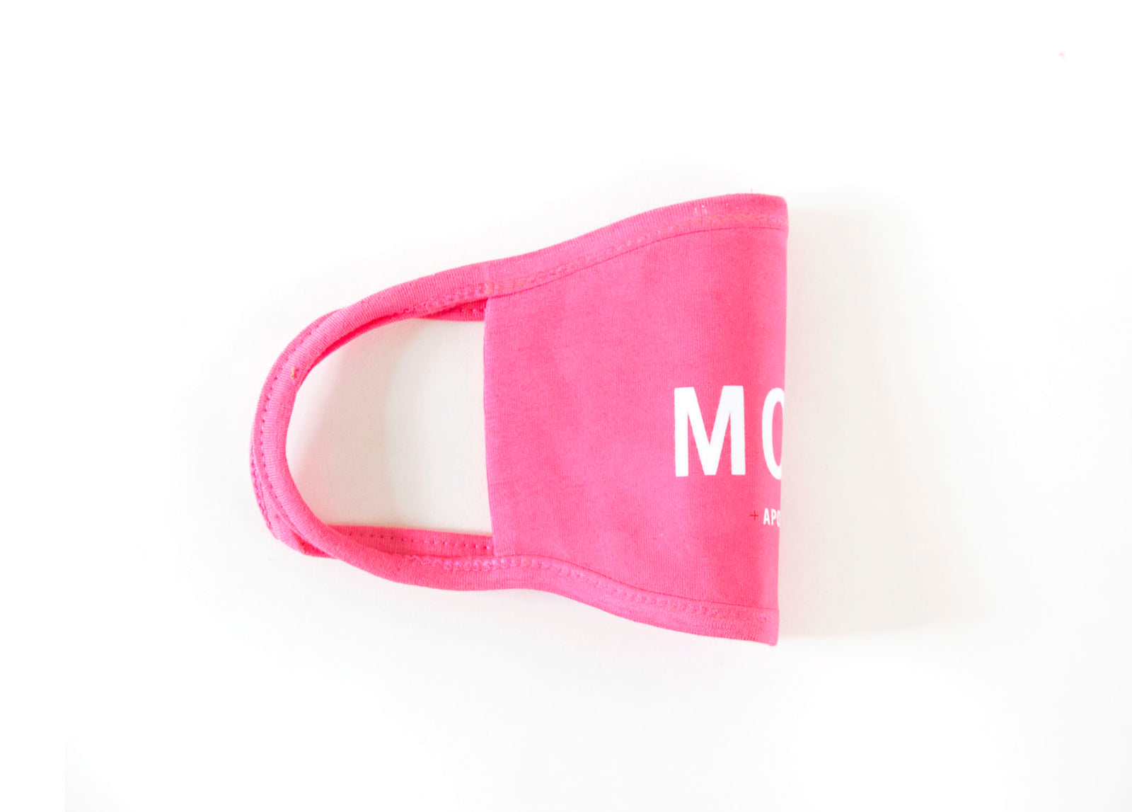 Customize Your Monogram Non-Medical Adult Face Mask for Baby2Baby® in Pink
