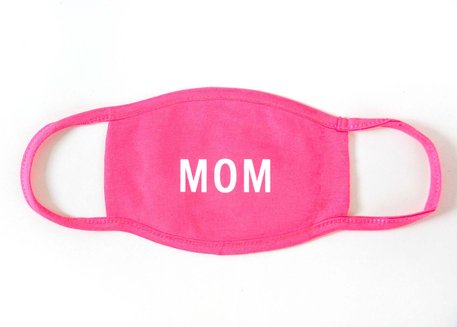 Customized Non-Medical Adult Face Mask in Pink - Wholesale