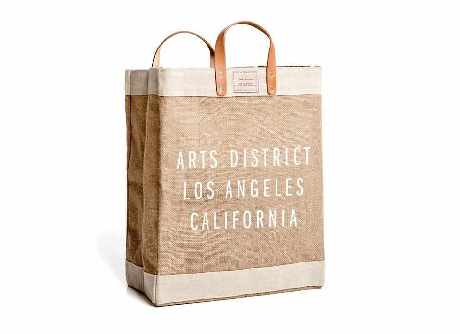 Arts District Market Bag