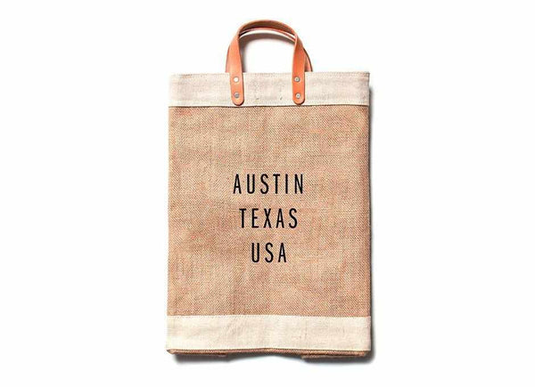 Austin City Series Market Bag