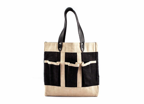 Apolis + Kinfolk Garden Bag, Black