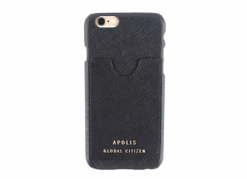 Transit Issue iPhone 6 Case, Black