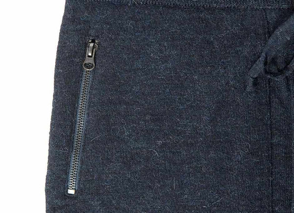 Boiled Wool Sweatpant