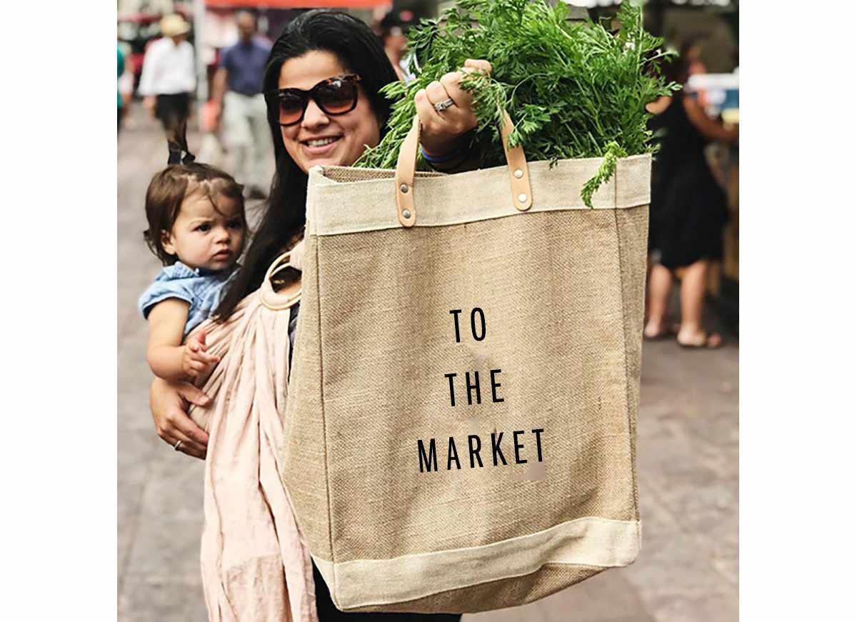 To The Market Market Bag