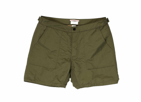 Transition Scout Short, Olive