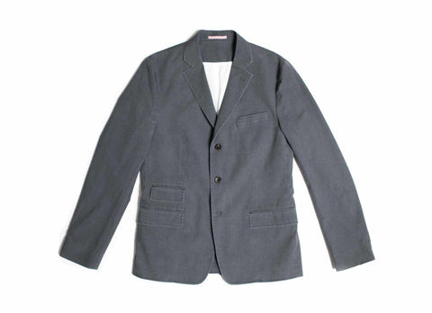 Commuter Blazer, Charcoal