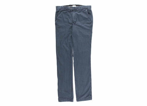 Washed Civilian Trouser, Navy