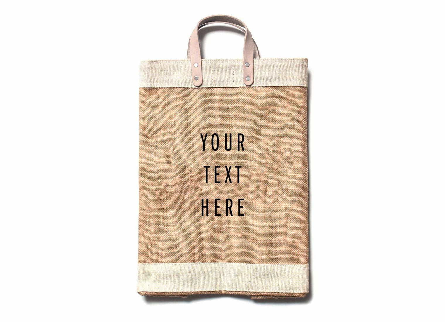 Customize Your Gift Market Bag