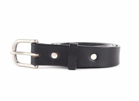 Dress Belt, Black