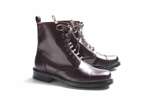 Fatigue Boot, Cognac