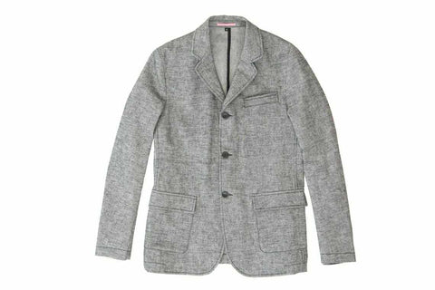 Civilian Travel Blazer, Grey