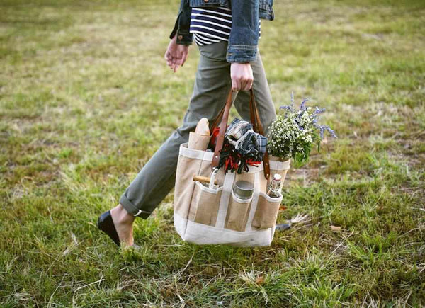 Apolis + Kinfolk Garden Bag