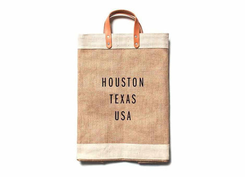 Houston City Series Market Bag