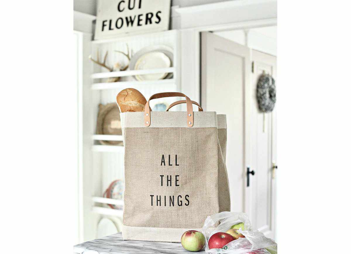 Customize Your Everything Market Bag