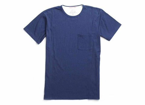 Indigo Pocket T-Shirt, Indigo