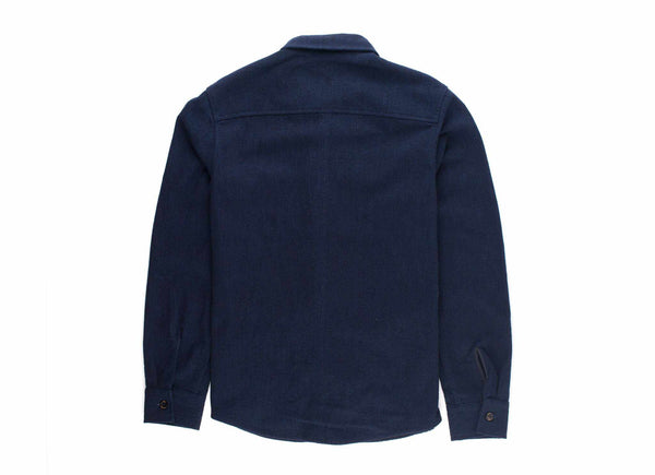 Indigo Wool CPO Jacket
