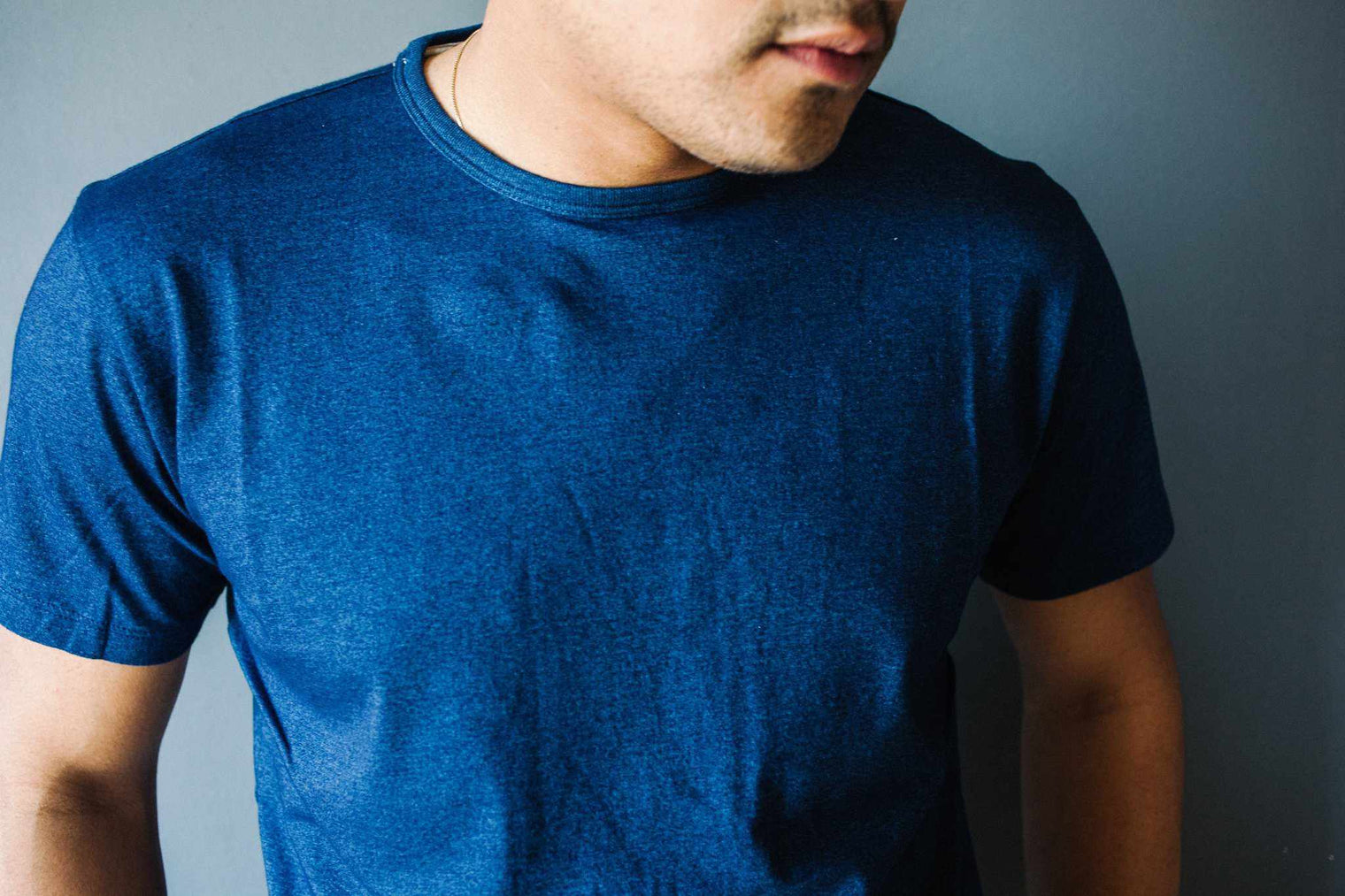Indigo Pocket T-Shirt