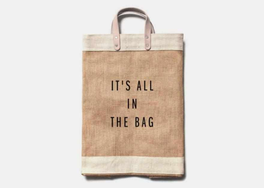 'It's All in the Bag' Everything Bag