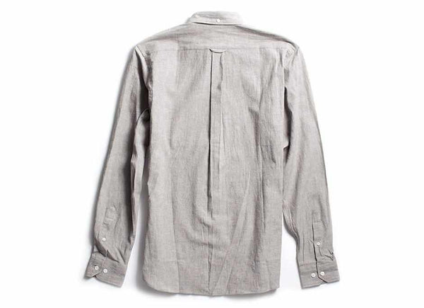 Japanese Chambray Button Down