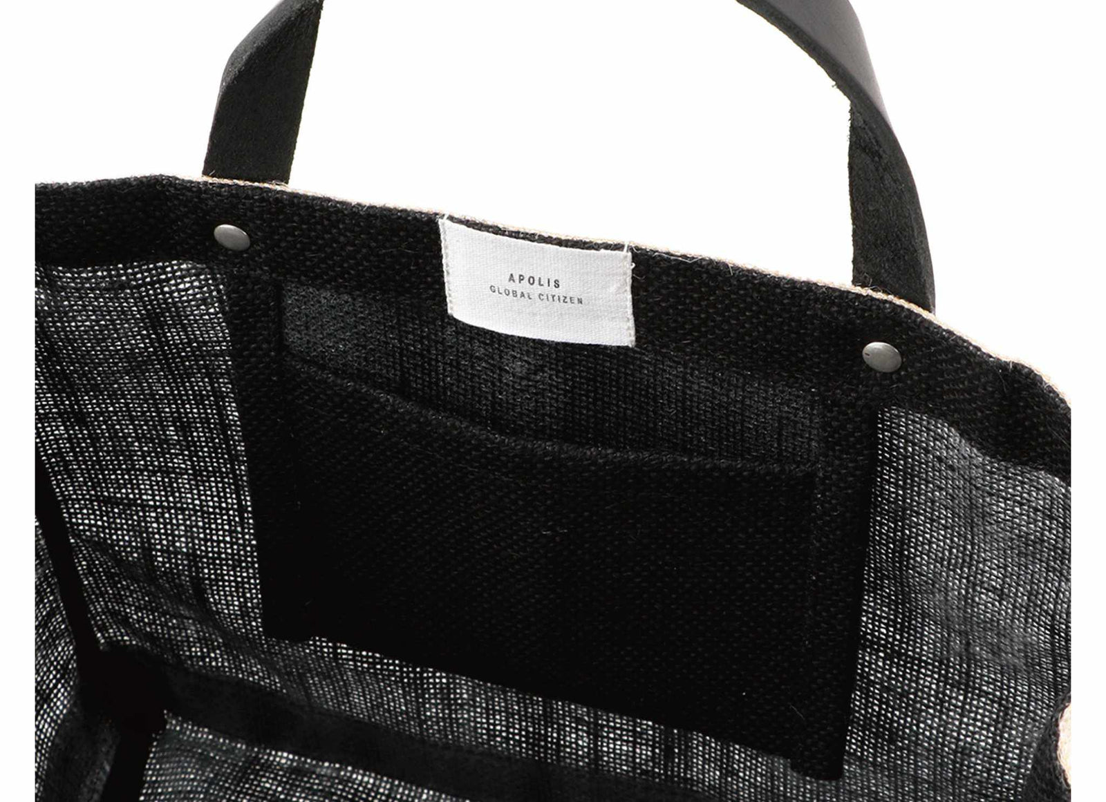 Apolis + Clare V. Merci Petite Market Bag for Baby2Baby®