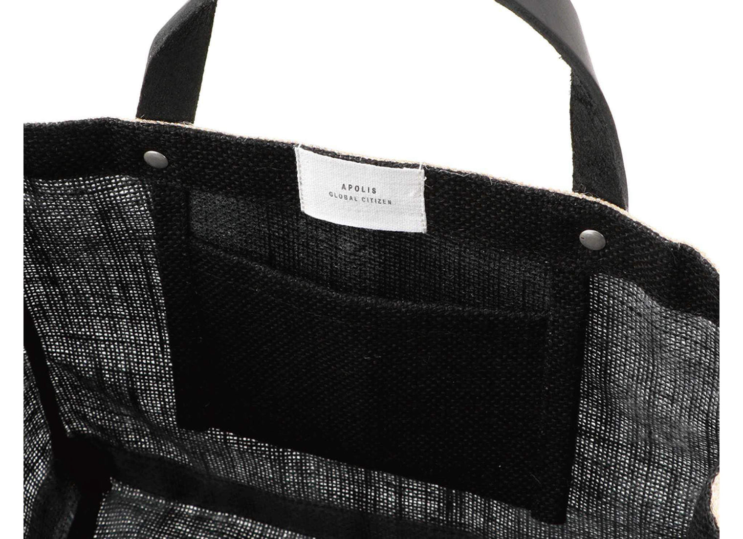 Petite Black Market Bag (Non Customized) for Baby2Baby®