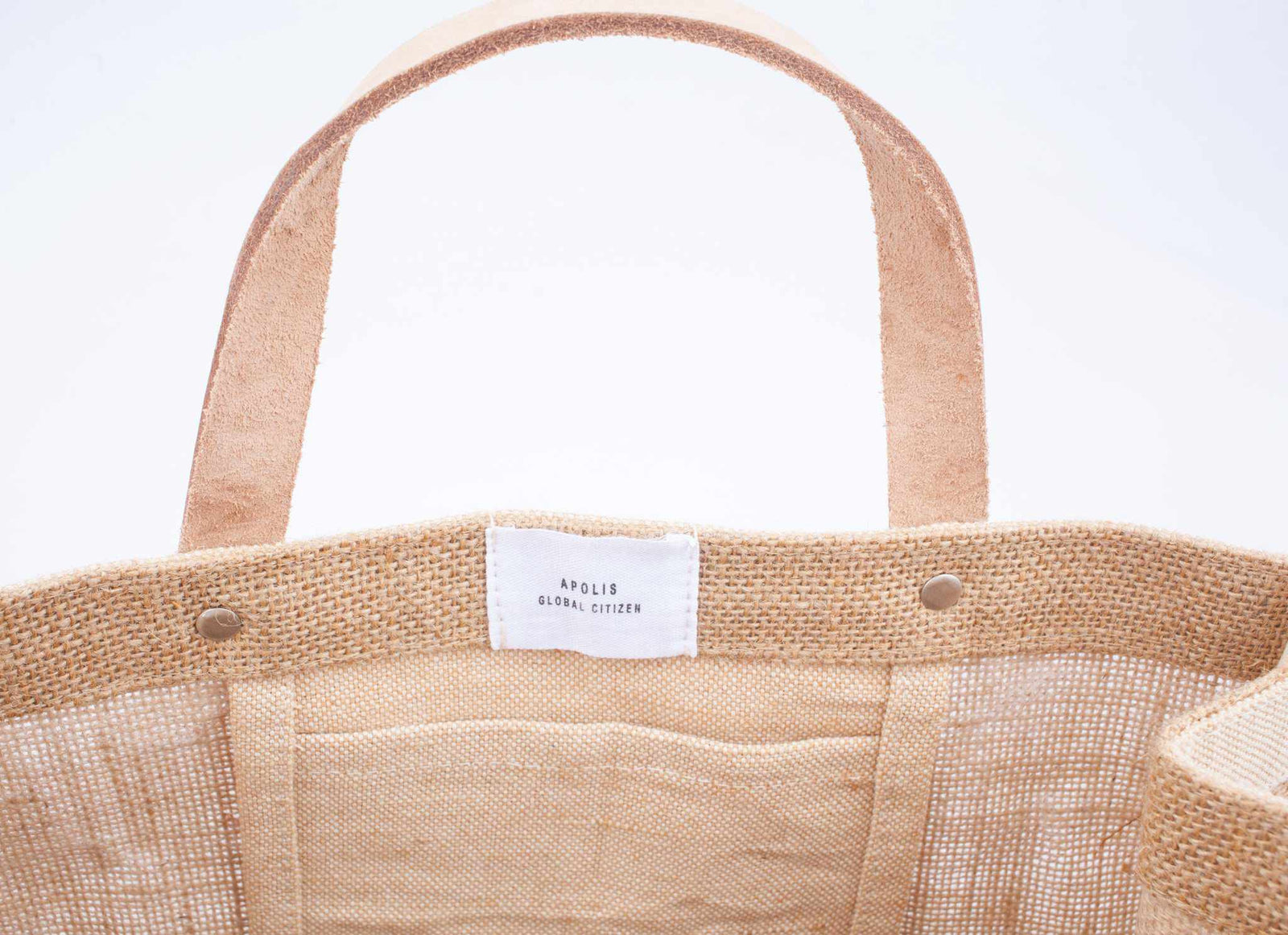 Non-Customized Petite Market Bag