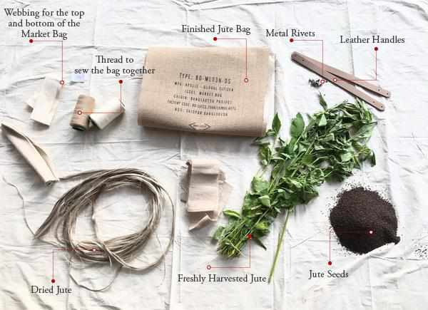 'Made in the Midwest USA' Gift Market Bag