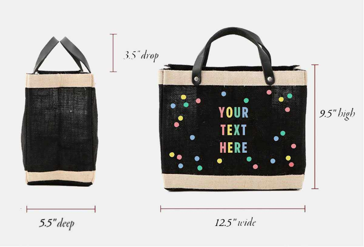 Customize Your Confetti Bag for Giveaway Winners!