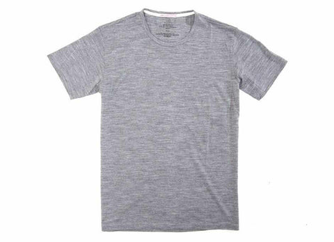 Transit Issue Merino T-Shirt, Heather