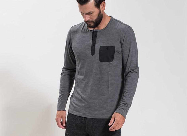 Transit Issue Merino Henley