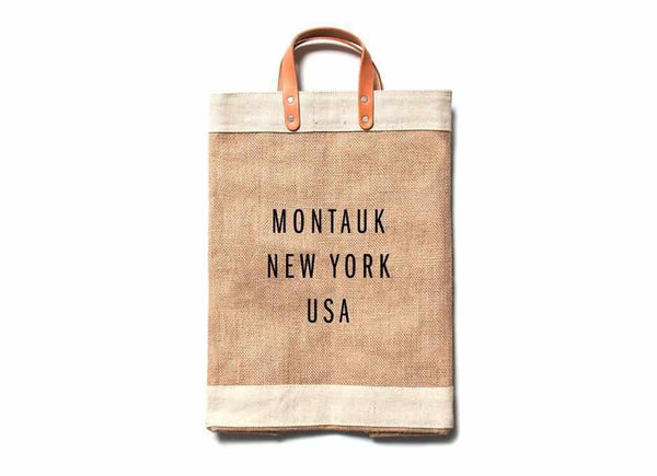 Montauk City Series Market Bag