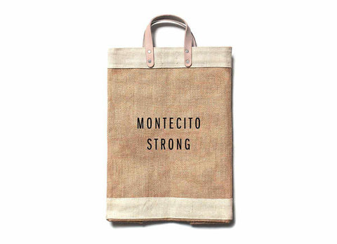 Montecito Strong Market Bag