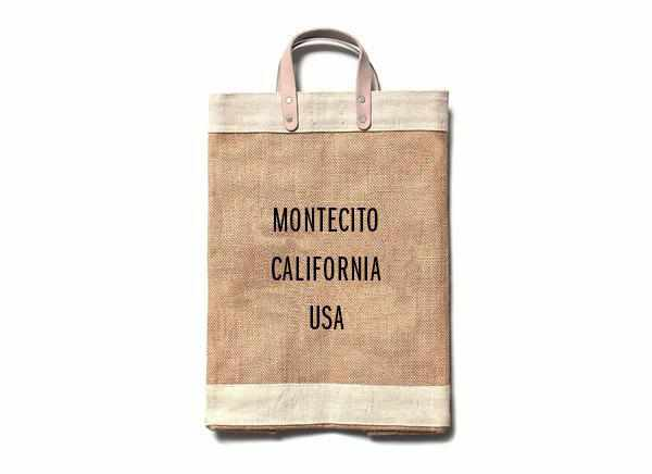 Montecito City Series Market Bag