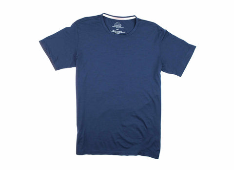 Transit Issue Merino T-Shirt, Navy