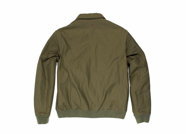 Transit Issue Nylon Cameraman Jacket