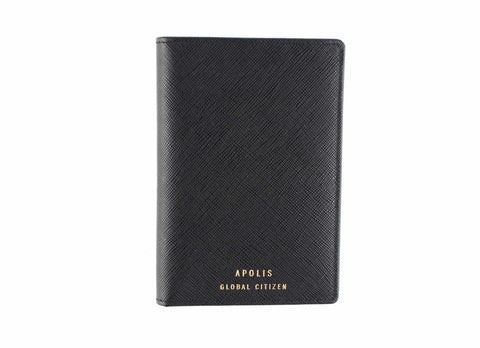 Transit Issue Passport Holder, Black