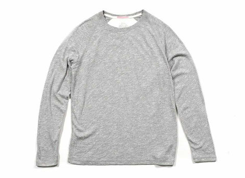 Raglan Pullover, Heather