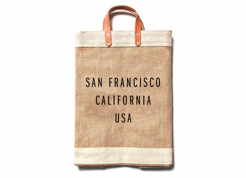 San Francisco City Series Market Bag