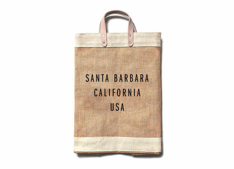 Santa Barbara City Series Market Bag